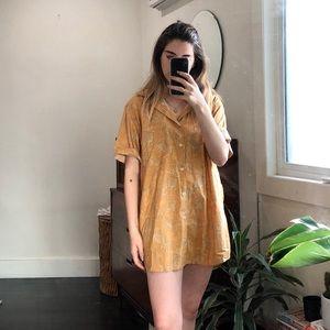 Vintage Hawaiian Shirt/ Dress